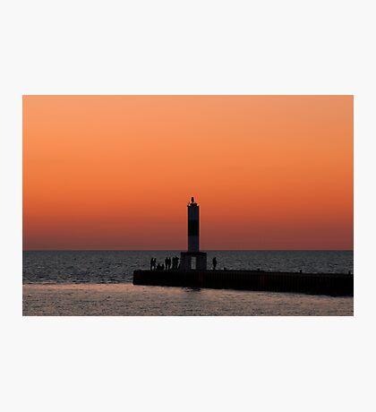 Light House Photographic Print