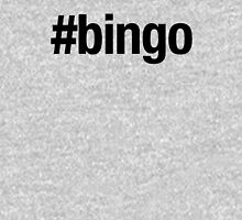 #bingo Womens Fitted T-Shirt