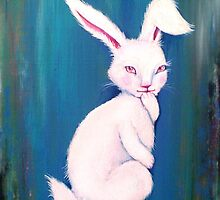 White Rabbit by Helena Babic