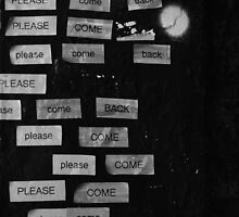 Please Come Back by Andrea Morris