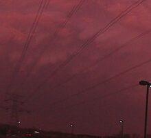 Pink Sky by Irishkid1066