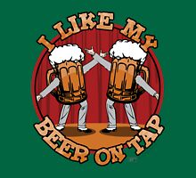 Beer On Tap Unisex T-Shirt