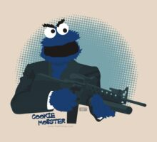 Cookie Mobster by TheRift