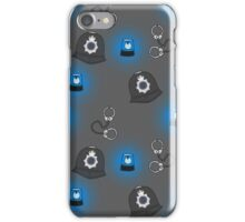 Someone called the Police iPhone Case/Skin