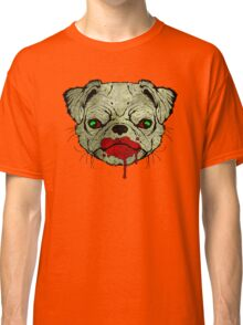 Zombie Pug! Classic T-Shirt