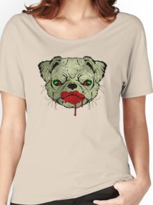 Zombie Pug! Women's Relaxed Fit T-Shirt