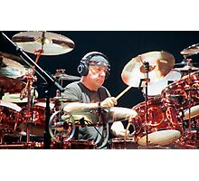 Neil Peart Photographic Print
