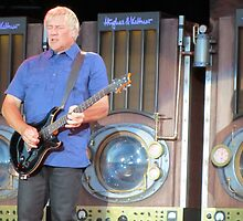 Alex Lifeson by ProgNozzle