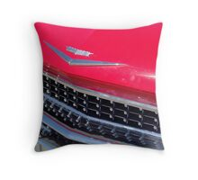 Grilled Throw Pillow