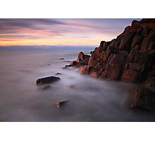 """""""Red Cliffs"""" Photographic Print"""