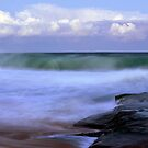 Turimetta swirling by Doug Cliff