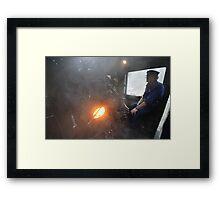 Casey J. Framed Print
