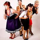 Pin Up Girls 6 by Carol Ritchie