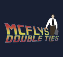McFly's Double Ties by FAMOUSAFTERDETH