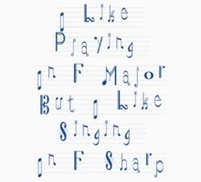 F Sharp by Rachel Miller