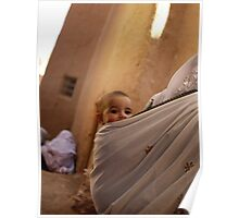 Baby sling Poster