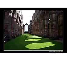 Fountains Abbey Photographic Print