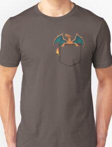 Pocket Charizard Pokemon T-Shirt