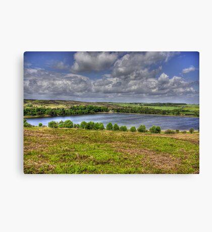Lockwood Beck Lake Canvas Print