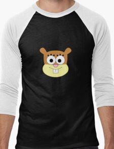 Sandy Cheeks t-shirt without helmet Men's Baseball ¾ T-Shirt