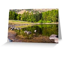 Reflections - Blea Tarn Greeting Card