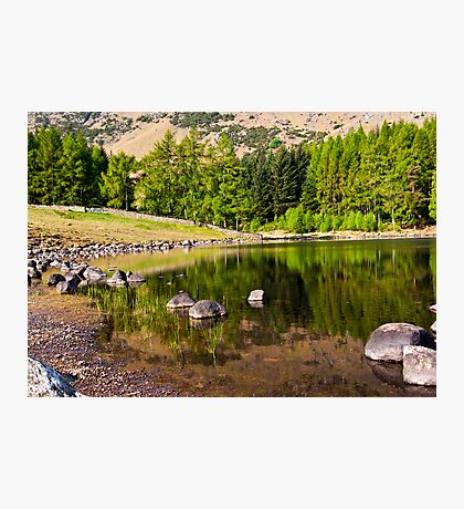 Reflections - Blea Tarn Photographic Print