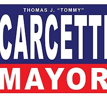 Carcetti for Mayor by baridesign