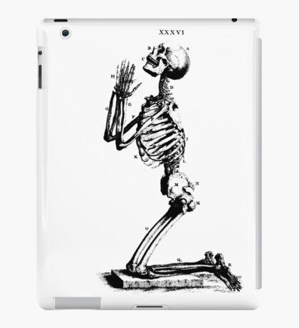 Praying Skeleton - Dem Bones iPad Case/Skin