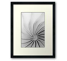 Forks III Framed Print