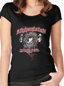 CJSOTF- Afghanistan Mission 2 Women's Fitted Scoop T-Shirt