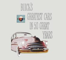 Fifty Years Of Buick by Mike Pesseackey (crimsontideguy)