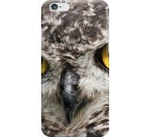 Look Into My Eyes My Eyes iPhone Case/Skin