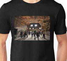 Inside Panagia Sumela monastery Unisex T-Shirt