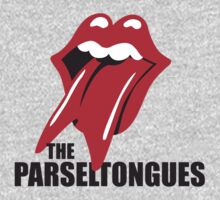 The Parseltongues White Kids Clothes