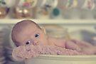 Cute As A Button... by Carol Knudsen