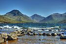 Wastwater...Surf's Up by Jamie  Green