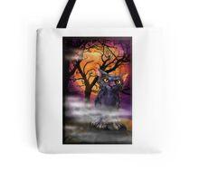 Boris Halloween. Tote Bag