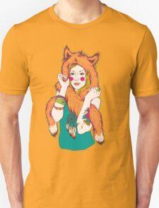 Fox Girl Unisex T-Shirt