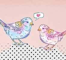 Love Chirp by tiffatron