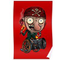 Carumba Pirate Poster