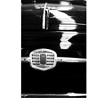 Classic Fiat Photographic Print