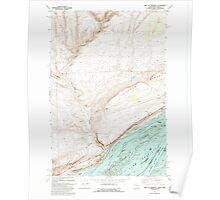 USGS Topo Map Washington West of Paterson 244618 1993 24000 Poster