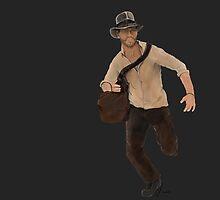 Indiana Jones  by sammyuel