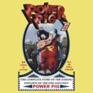 Power Pig Comic by Jon Pinto