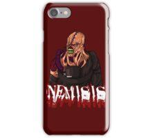 Resident Evil Nemisis iPhone Case/Skin