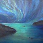 Revontulet (Northern Lights) by Alizey Khan