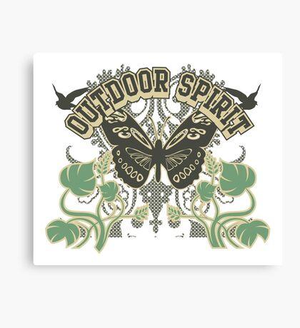 Outdoor Spirit Canvas Print