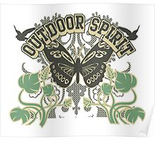 Outdoor Spirit Poster