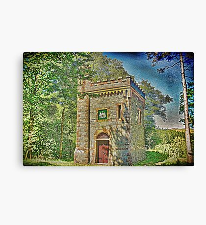 for sale thirlmere tower in cumbria  Canvas Print