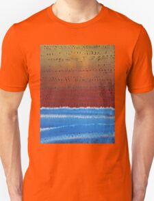Equatorial original painting Unisex T-Shirt